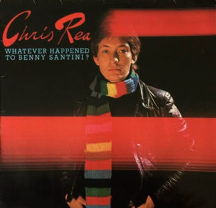 Chris Rea - Whatever Happened To Benny Santini? (LP) (VG+/G)